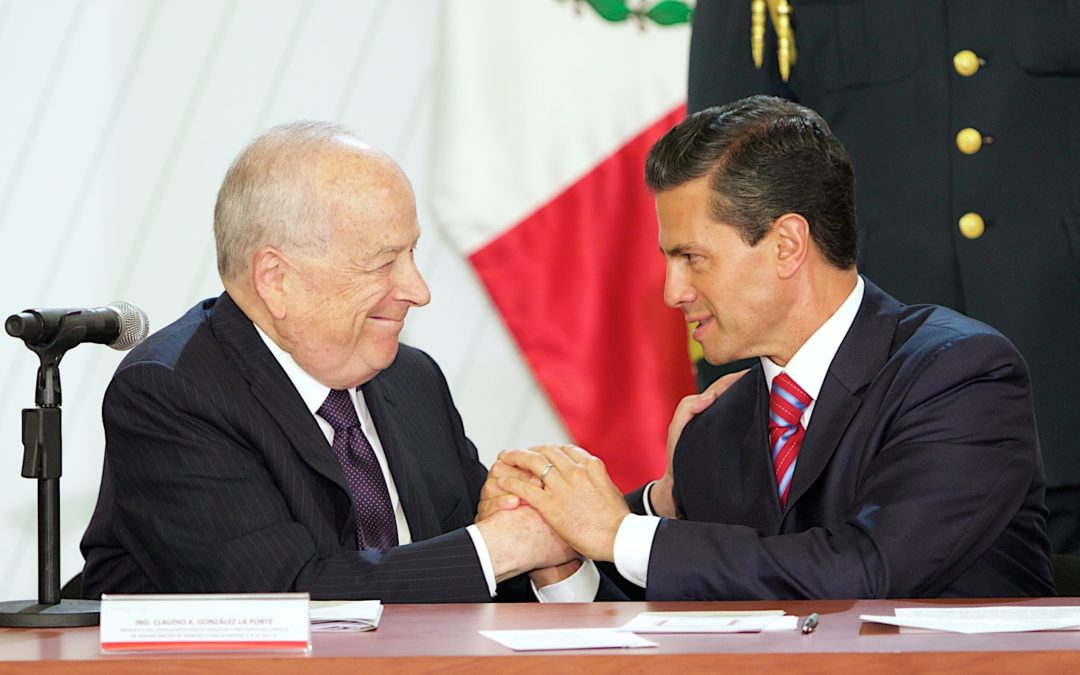 El Consejo Mexicano de Hombres de Negocios: política de negocios