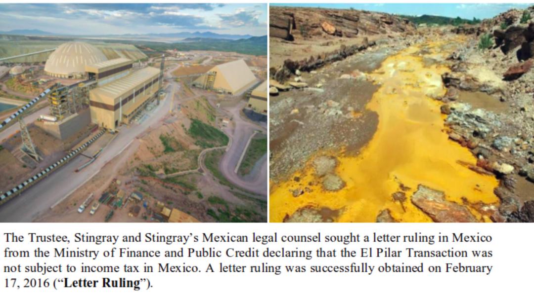 La nueva mina de Grupo México en Sonora con exención de impuestos