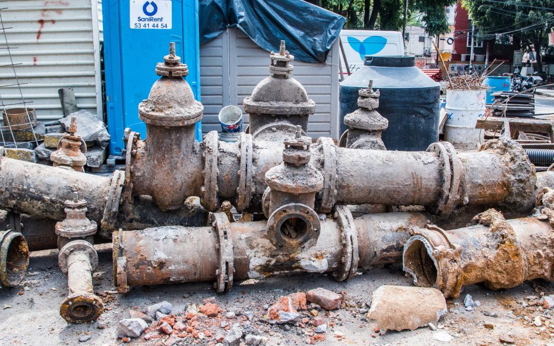 Decretos del agua suman a la sequía de CDMX
