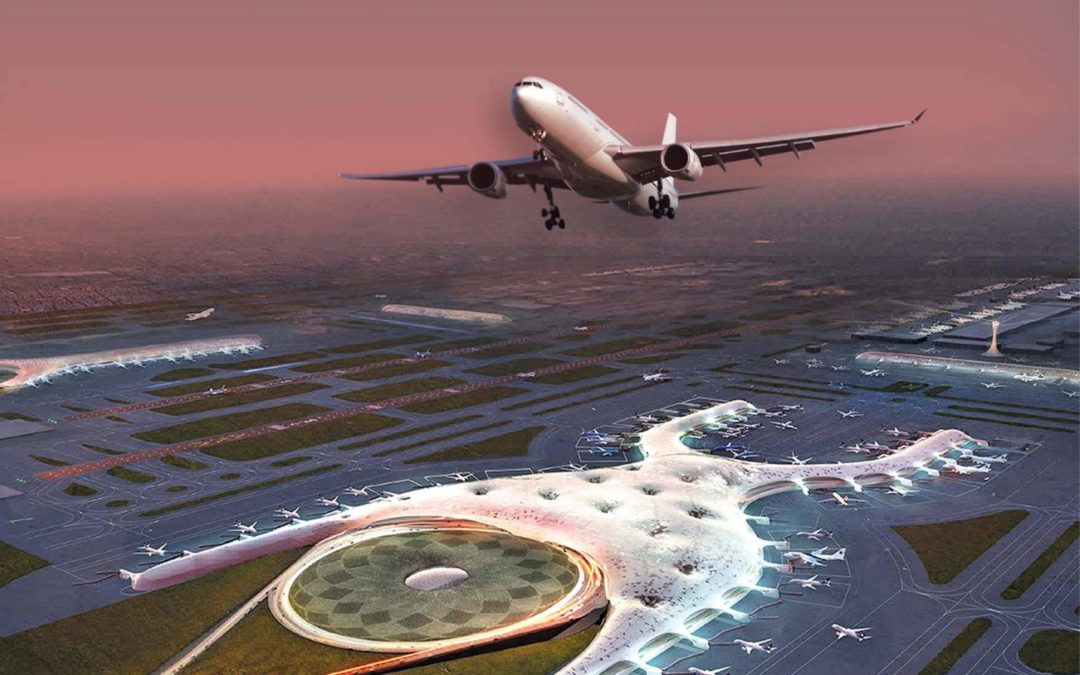 La guerra financiera con los bonos del nuevo aeropuerto