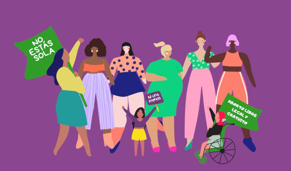 Pronunciamiento por el Día Internacional de la Mujer