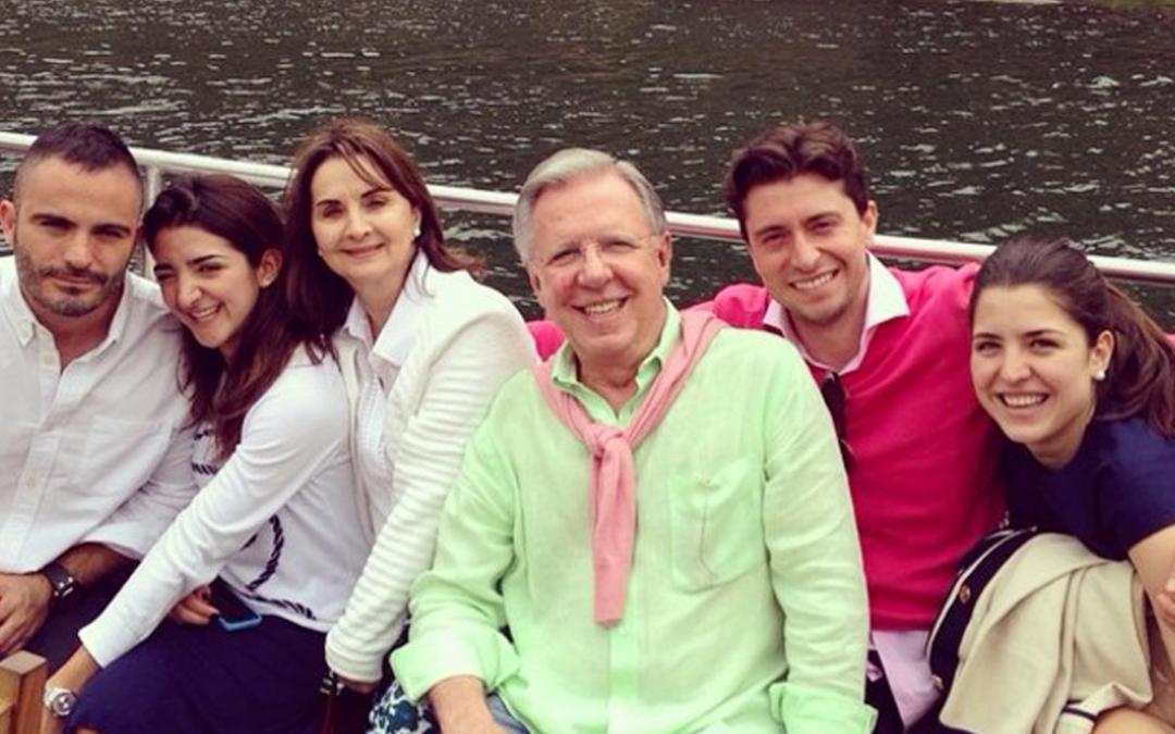 Los negocios de López-Dóriga y familia