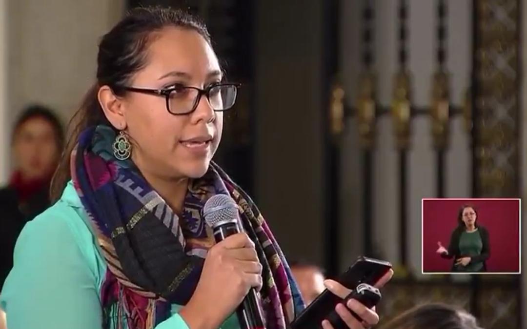 AMLO promete justicia a las comunidades del Río Sonora
