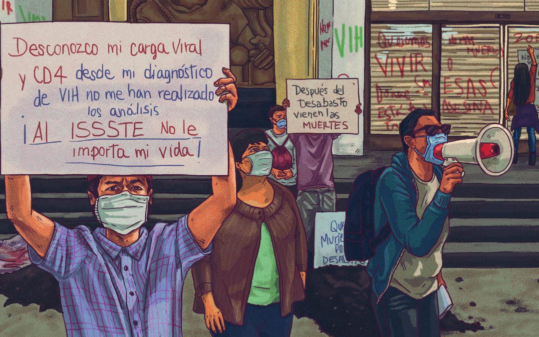 """Desde """"Sero"""": la lucha mexicana del VIH contra la industria farmacéutica"""