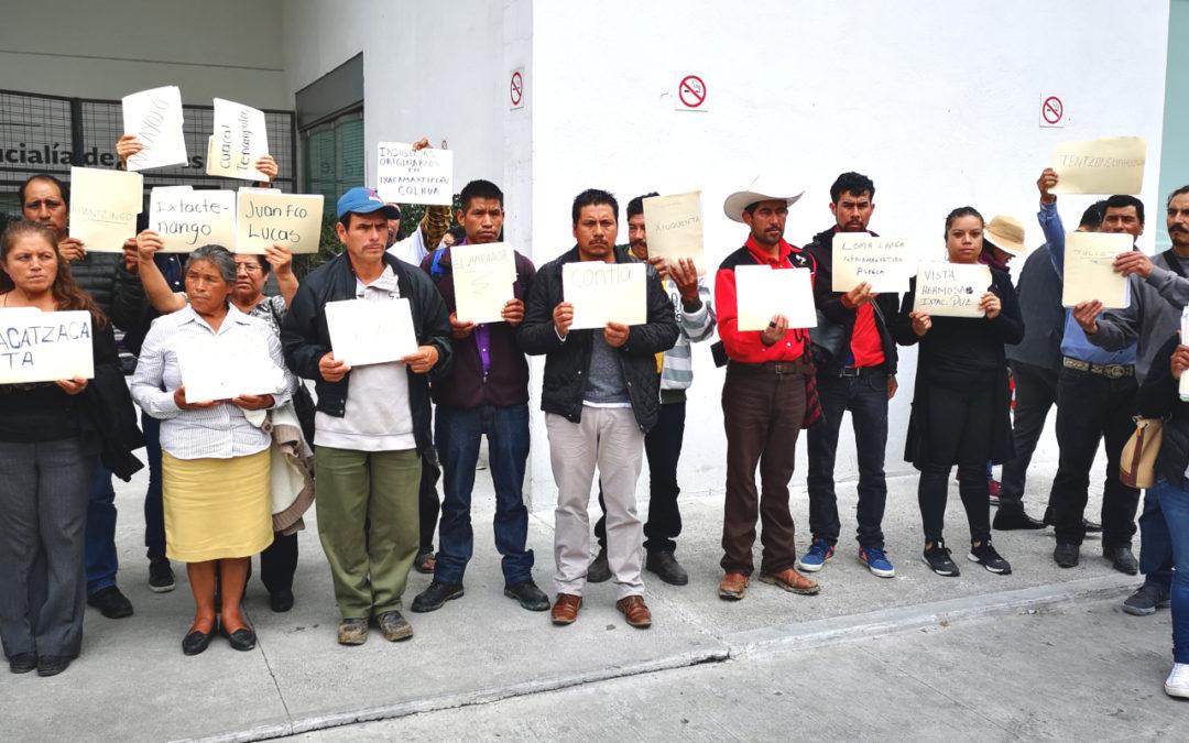 Semarnat debe negar a Minera Gorrión la autorización a su MIA: comunidades