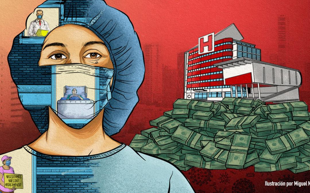 ¿En qué se fue el dinero de Jalisco para atender la salud en la pandemia?