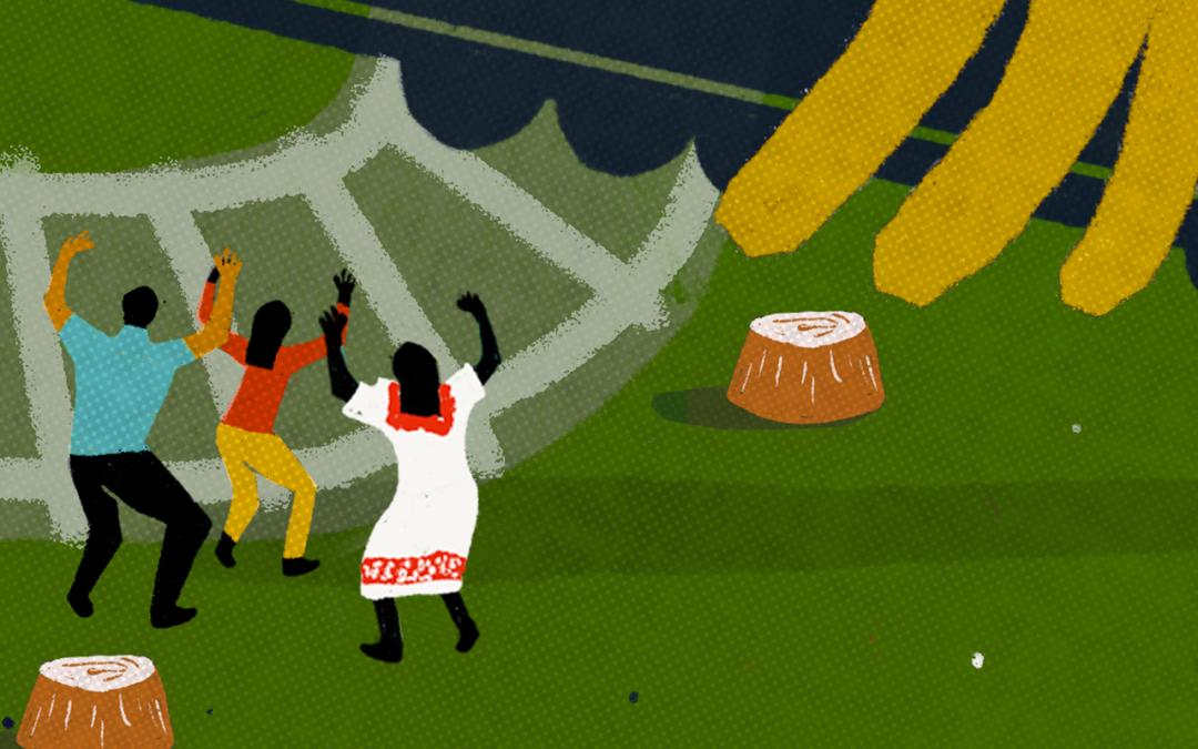 ¿Garantía o transacción? Derechos a la participación y la libre determinación en el proyecto Tren Maya