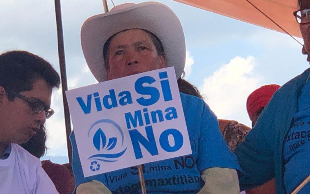 Semarnat rechaza Manifestación de Impacto Ambiental de Almaden Minerals para Proyecto Minero Ixtaca