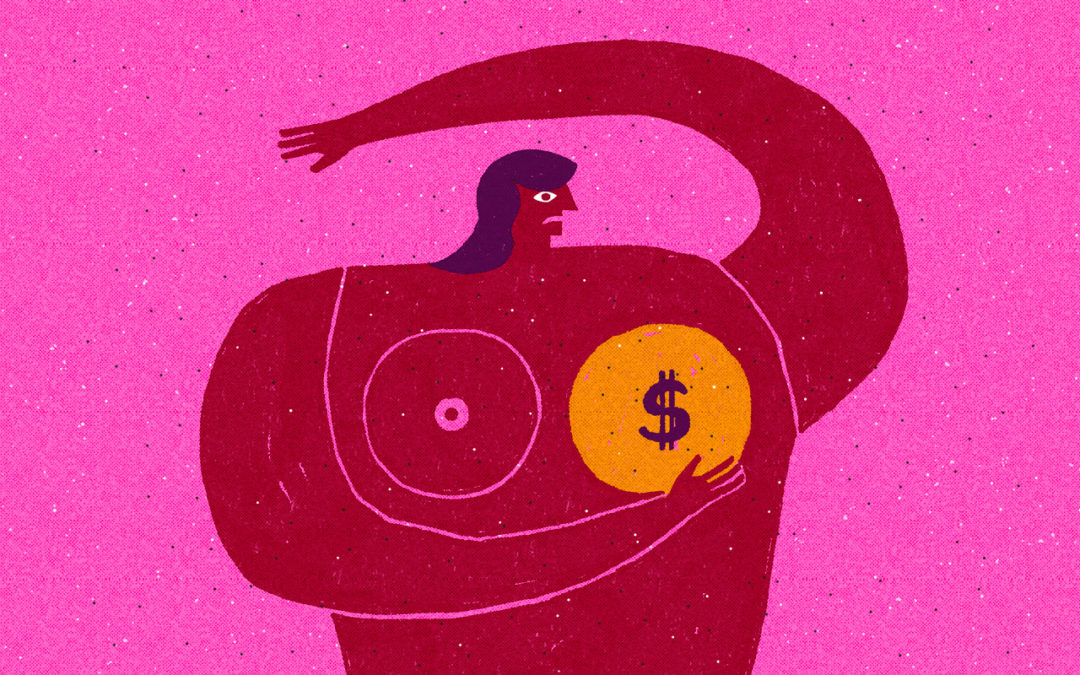 10 años de sobreprecio en medicinas para cáncer de mama