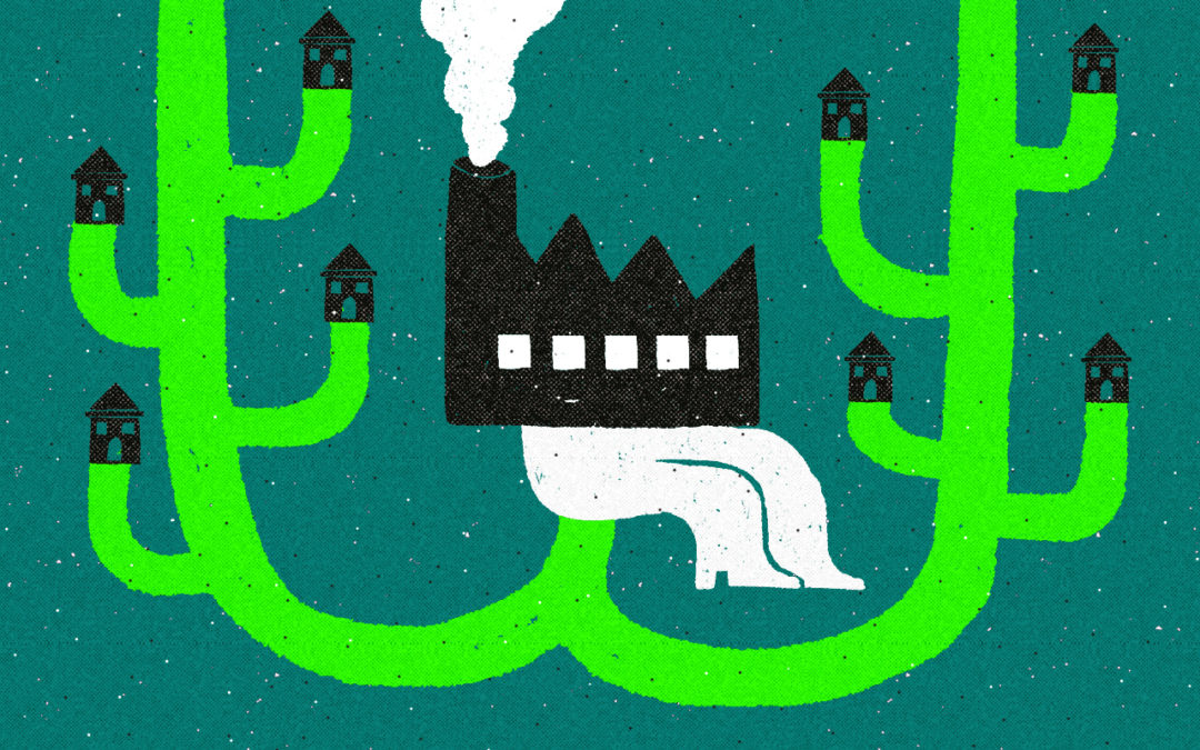 Empresas contaminantes ganan contratos con el Estado