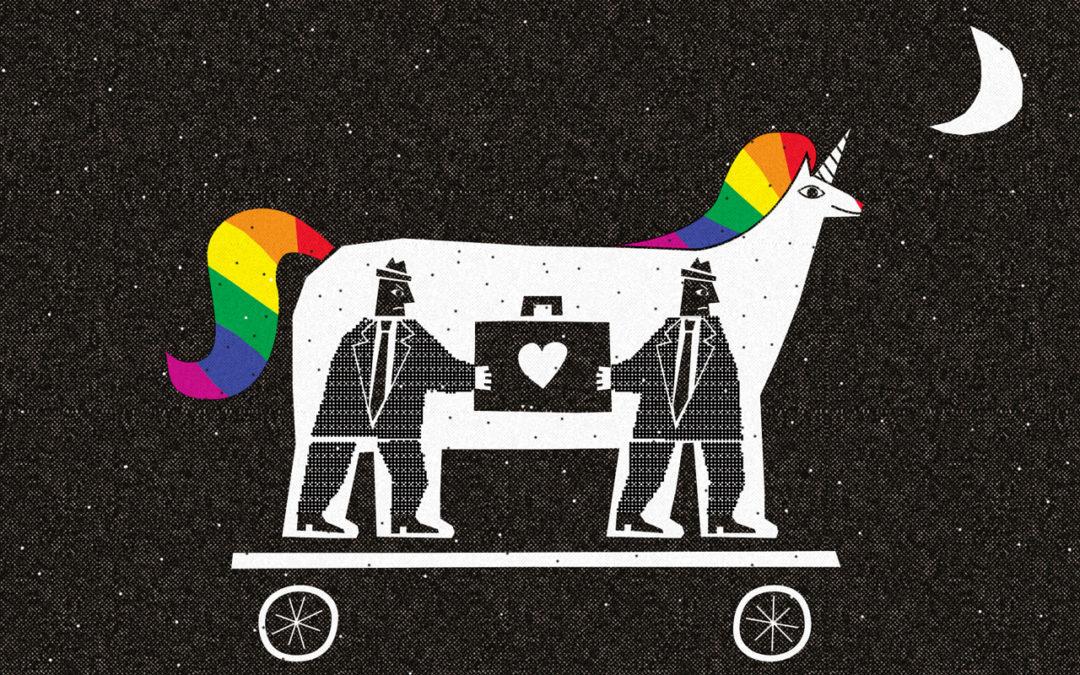 Más allá del arcoíris: empresas y derechos humanos de la comunidad LGBT+