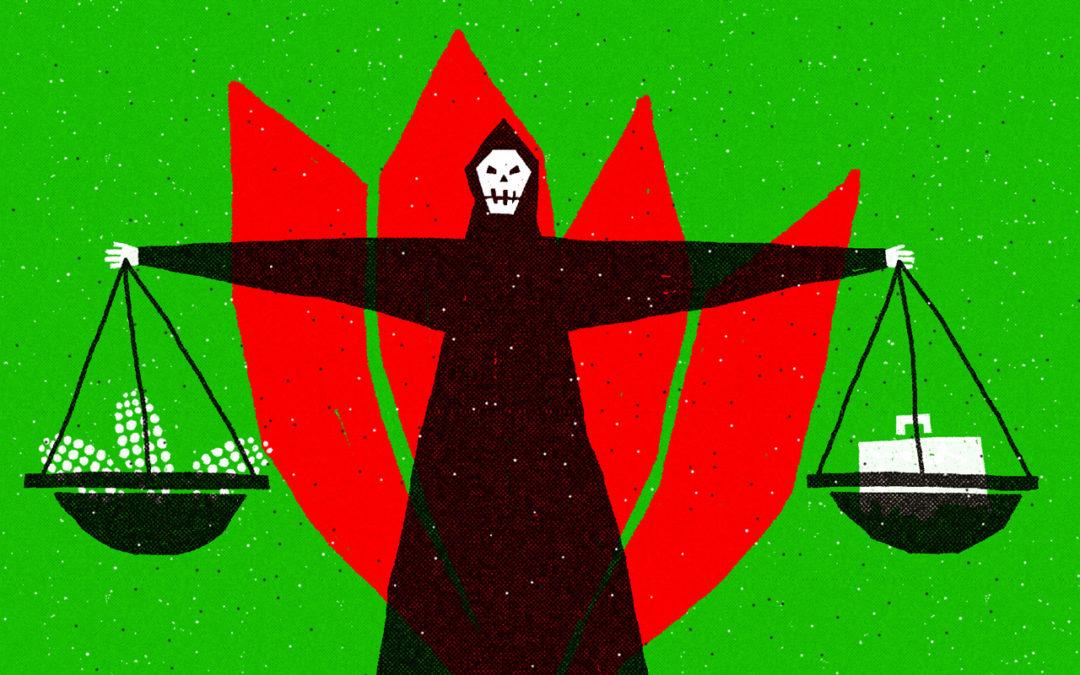 Bayer-Monsanto enfrenta al Estado Mexicano