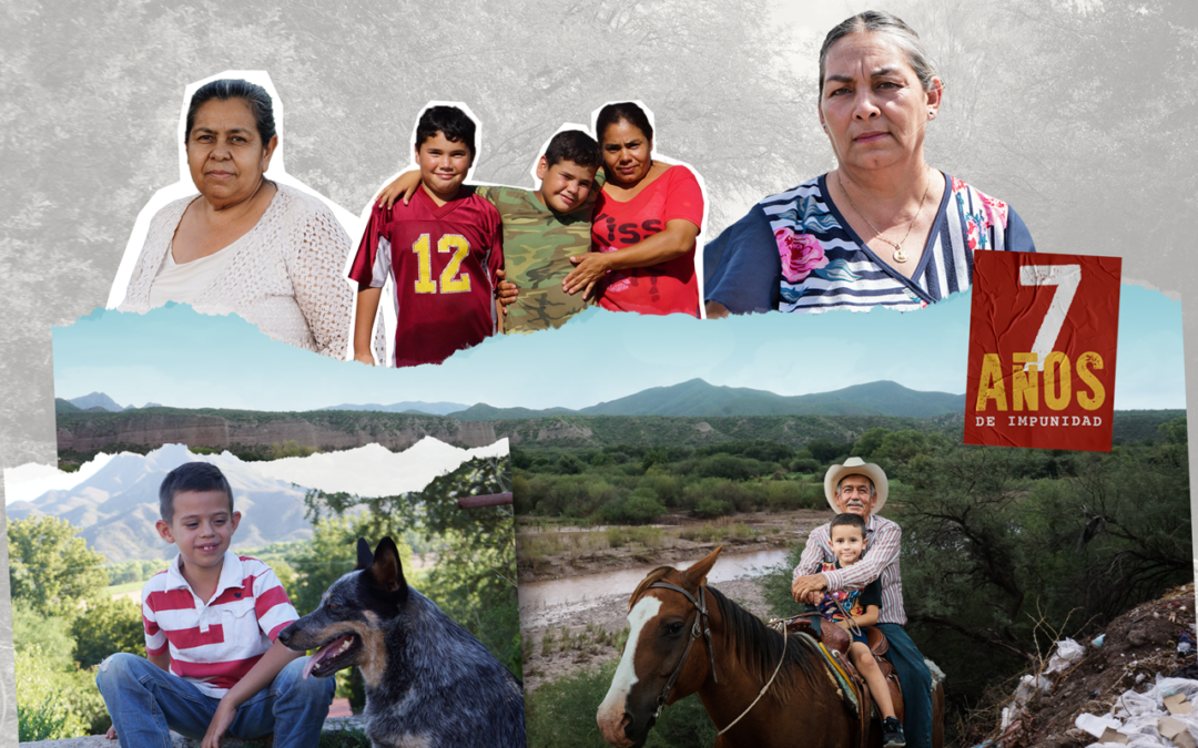 Urge reparación integral y acceso a la justicia a 7 años del derrame de Grupo México en el Río Sonora: OSC